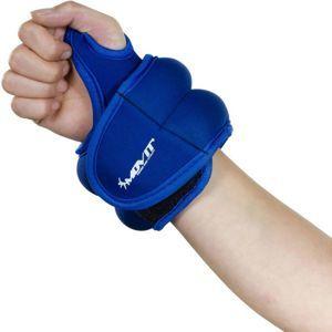 MOVIT neoprénová kondičná záťaž 2 kg, modrá