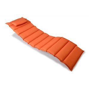 Polstrovanie Garth - oranžové
