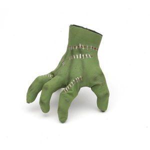 Chodící zelená ruka
