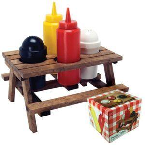 Mini stolek na piknik