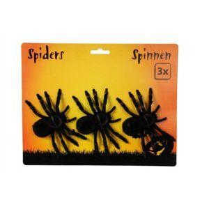 Teddies Pavouk fliška 3ks 11cm